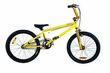 GT BMX Air Bright Yellow Bike Freestyle Bicycles Bike Bicycle Dirt Bikes NEW