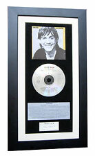 IGGY POP Lust For Life CLASSIC CD Album GALLERY QUALITY FRAMED+FAST GLOBAL SHIP