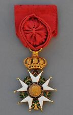 Légion d'Honneur, étoile d'officier en or, Second Empire