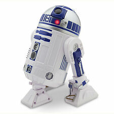 Star Wars Large R2D2 Talking Interactive Droid Toy Force Awakens Disney New