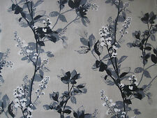 "VILLA NOVA CURTAIN FABRIC DESIGN  ""Elvedin"" 3.2 METRES CHAMBRAY (320 CM)"