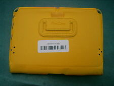 "Yellow  Pro Case will fit tablet 7.5"" by 5.25"" new never used See photos"
