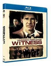 WITNESS HARRISON FORD  BLU RAY  NEUF SOUS CELLOPHANE