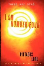 I Am Number Four - Lorien Legacies:1 by Pittacus Lore (2011, Paperback)