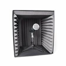 New PSIB27 Sound Recording Booth Box, Studio Soundproofing Foam Shield Isolation