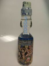 Limited edition One Piece ANIME ramune marble drink soda RARE FREE SHIPPING