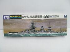 MES-44824 Aoshima 122 1:700 Yamashiro Bausatz geöffnet,augenscheinlich komplett,
