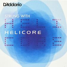 ONE SET,D'ADDARIO HELICORE VIOLIN STRINGS ,MEDIUM , 4/4 FULL SIZE
