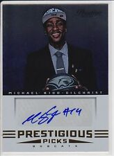 2012-13 PRESTIGIOUS PICKS AUTO MICHAEL KIDD-GILCHRIST ROOKIE RC # 46 KENTUCKY