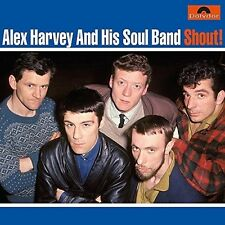Alex Harvey & His Soul Band - Shout! [New Vinyl LP] UK - Import