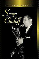 SERGE CHALOFF A Musical Biography & Discography jazz 1998 hardcover excellent