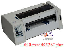 Dot imprimante nailprinter IBM Lexmark 2380 bande New for dos win windows NT 95 98