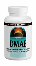 Source Naturals DMAE 351 mg 50 Tablet 50 tab
