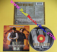 CD SOUNDTRACK Wild Wild West IND-90344 EUROPE 1999 no lp mc dvd vhs(OST4)
