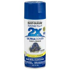 Rust-Oleum 249114 Painter's Touch Multi Purpose Spray Paint 12-Ounce Deep Blue