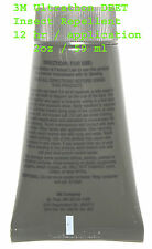 3 TUBES- 3M Ultrathon Insect / Arthropod Repellent Lotion, 2 oz 33% DEET
