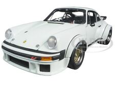 PORSCHE 934 RSR WHITE 1/18 DIECAST MODEL CAR BY SCHUCO 450033700