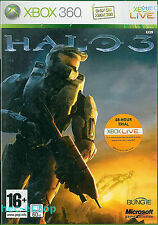 Halo 3 Microsoft Xbox 360 16+ FPS Shooter Game