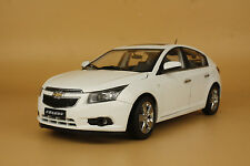 1/18 2013 China new Chevrolet Cruze Hatchback Hatch white color + gift