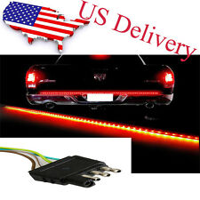 "60"" Tailgate LED Strip Light Bar for Ford GMC Chevy Dodge Truck SUV Dodge Ram"