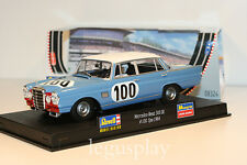 Slot Scalextric Revell 08324 Mercedes Benz 300 SE Nº100 Spa 1964