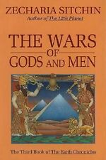 The Wars of Gods and Men (Book III) (Earth Chronicles), Sitchin, Zecharia, New B