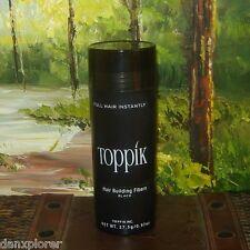 TOPPIK BLACK LARGE 27.5 gr or 0.97 oz NEW ! FRESH!