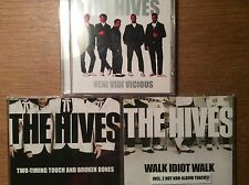 The Hives [3 CD ] Walk Idiot + Two Timing + Veni Vidi Vicious