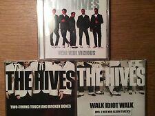 The Hives [3 CD ] Walk Idiot + Two Timing + Veni Vidi Vicious