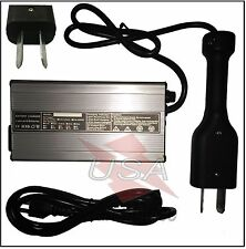 36V Golf Cart Battery Charger For Ez Go Club Car DS EZgo TXT Crows Foot Plug