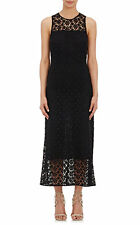 A.L.C. LACE BEA MIDI DRESS US 6 UK 10