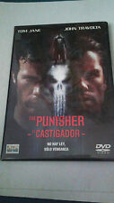 "DVD ""THE PUNISHER EL CASTIGADOR"" TOM JANE JOHN TRAVOLTA"