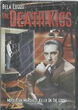 The Death Kiss DVD, 2004 Bela Lugosi New Mystery