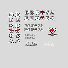 De Rosa Bicycle Decals, Transfers, Stickers n.7