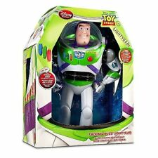 New Official Disney Toy Story 30cm Talking Buzz Lightyear Figure