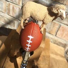 Los Angeles Rams TAP HANDLE St Louis Football BEER Keg  UNC TarHeels Colorado St