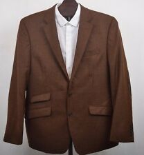 ARGYLECULTURE SOLID SUIT JACKET MEN'S SIZE XL NEW