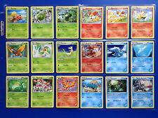 POKEMON CARD SET FATES COLLIDE x97 COMPLETE COMMON + UNCOMMON + RARE + HOLO RARE