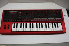 Roland JD-XI Compact Keyboard Synthesizer 37 Keys Limited Edition Red