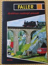Faller  AMS --  Modellbau Magazin 841 !