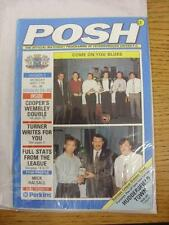 11/05/1992 Play-Off Semi-final división 3: Peterborough United v Huddersfield a