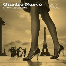 End of the Rainbow by NDR Pops Orchestra/Quadro Nuevo (CD, Mar-2013, Fine Music)