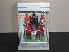 Britains 8303 cerimoniali Guardie Scozzesi colore PARTY + ESCORT giocattolo soldato Set
