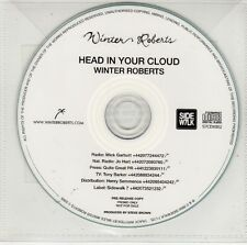 (GS96) Winter Roberts, Head In Your Cloud - 2005 DJ CD