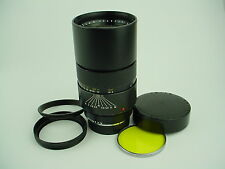 Leica ELMARIT-R 180mm f/2.8 3 Cam Lens- Clean Glass