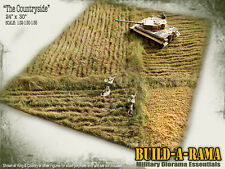 NEW Diorama Countyside Table Mat for King Country Britains First Legion 1:32 l