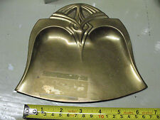 ROYAL  ROCHESTER  BRASS  DECO CRUMB CADDY TABLE  BUTLER