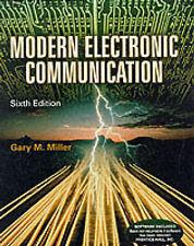 Modern Electronic Communication (6th Edition)-ExLibrary