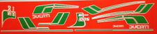 DUCATI PANTAH 500 Desmo MHR DECAL set