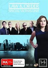 Law And Order - Special Victims Unit : Season 14 (DVD, 2013, 6-Disc Set)